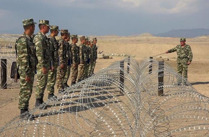 Naxçıvanda manqa komandirləri ilə toplantı keçirilib – VİDEO