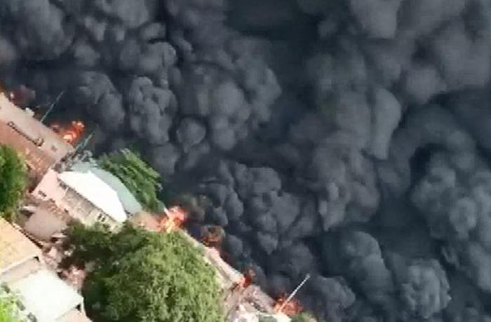 Nigeriyada yanacaq tankeri partladı, 23 nəfər dünyasını dəyişdi – VİDEO