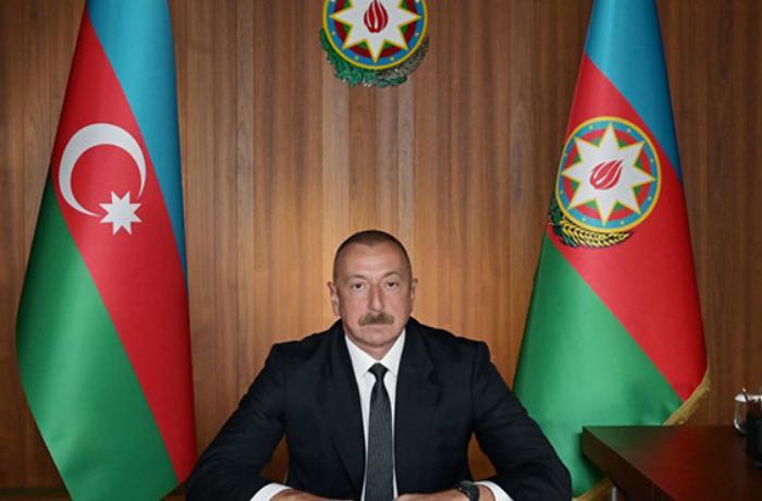 Prezident BMT Baş Assambleyasının 75-ci sessiyasında videoformatda çıxış edib
