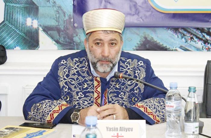 Gürcüstan Müsəlmanları İdarəsinin müftisi istefa verdi