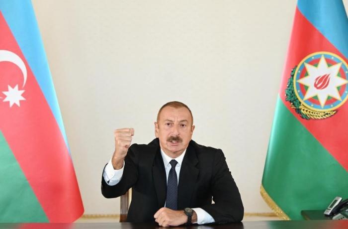 Azərbaycan Prezidenti İlham Əliyevin xalqa müraciəti – VİDEO – YENİLƏNİB