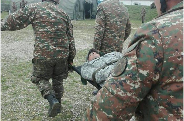 Ermənistan səfərbərlik elan etdi