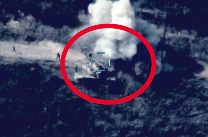Düşmənin daha 2 tankı məhv edilib – VİDEO