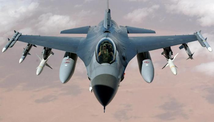 """İlham Əliyev: """"Türkiyə F-16-ları buradadır, onlar təlim zamanı gəlmişdilər"""""""
