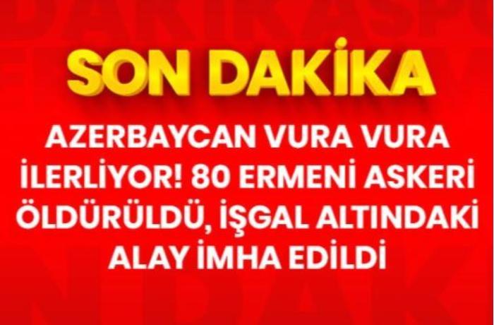 """Qarabağ döyüşü Türkiyə mətbuatında – """"Azərbaycan vura-vura irəliləyir"""""""