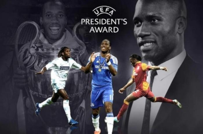 Droqba UEFA prezidenti mükafatına layiq görülüb
