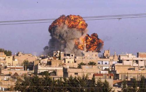 SANA: İsrail Suriyanı bombaladı, 1 ailənin bütün üzvləri dünyasını dəyişdi