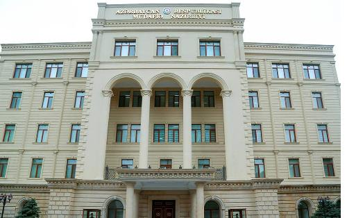 "Azerbaijan Defense Ministry: ""Azerbaijan's military aircraft was not shot down"""