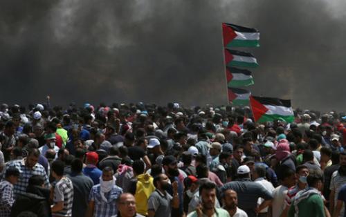 İsrail hücumları nəticəsində Fələstində ölənlərin sayı 212-yə yüksəldi