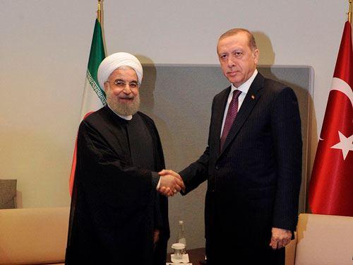 Ruhani, Erdoğan ile Soçi'de görüşecek
