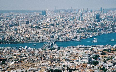 İstanbulda -