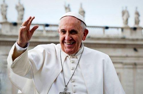 Papa İraqa gedir