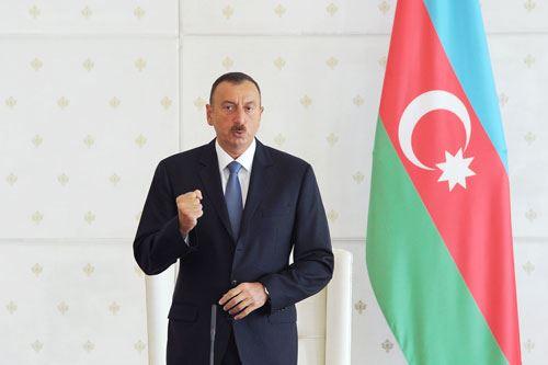 Ильхам Алиев: Физули освобожден от оккупации!