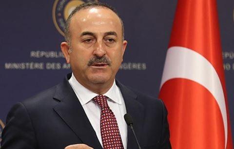 "Çavuşoğlu: ""We will continue to defend Azerbaijan"""