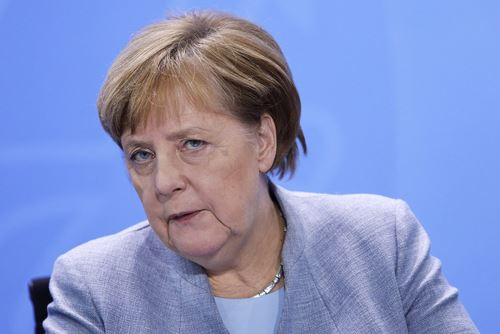 Germany's Merkel set to agree to cautious easing of COVID-19 lockdown