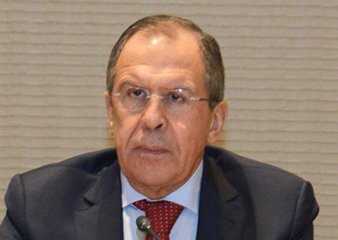 Sergei Lavrov's program of visit to Azerbaijan announced