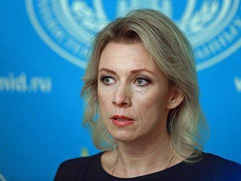 Мария Захарова заступилась за Азербайджан и обвинила Вашингтон