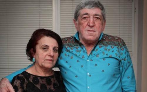 """Rafiq Hüseynovun xanımı: """"Öz pensiyası ilə müalicə olunur"""""""