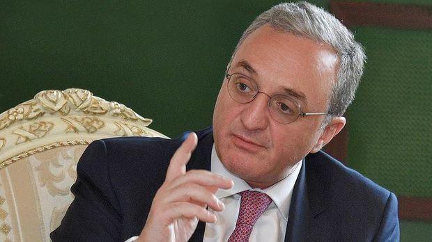 Ermənistanın XİN başçısı Moskvaya gedib