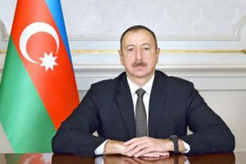 "President Ilham Aliyev: ""Zangilan city and several other villages liberated from occupation"""