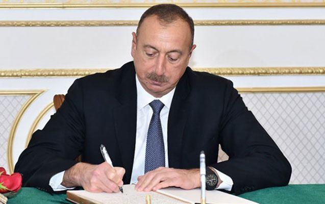 Prezident üç Komissiyanın tərkibini dəyişdirdi