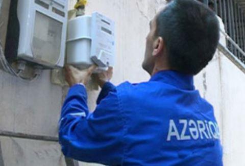 """""""Азеригаз"""": В этом году планируется проверить около 500 тысяч счетчиков"""