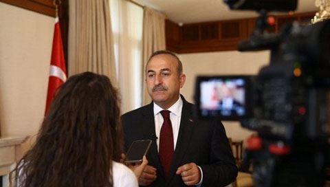 """Çavuşğolu """"TRT World Forum 2021""""də Vətən Müharibəsinə diqqət çəkdi"""