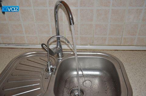 Тарифы на воду в Азербайджане значительно увеличены