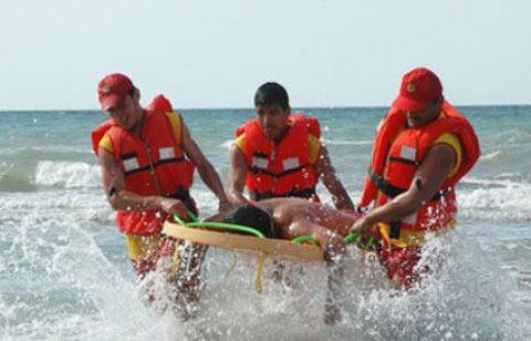 Bu gün dənizdə 3 nəfər xilas olunub