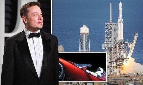 Elon Musk'tan küresel internet