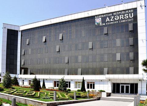 """""""Azərsu"""" gücləndirilmiş iş rejiminə keçir"""