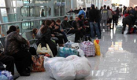 Son bir ayda Ermənistanı 32 min nəfər tərk edib