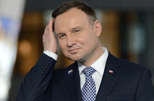Polşa prezidenti COVID-19-a yoluxdu