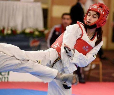 Taekvondoçularımız Avropa çempionatını 2 medalla başa vurdu - FOTOLAR