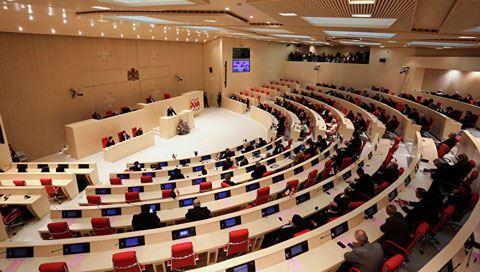 Gürcüstanda keçirilən parlament seçkilərinin nəticələri AÇIQLANDI