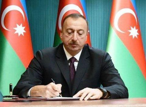 """Prezident """"Azərbaycan Sənaye Korporasiyası"""" ilə bağlı yeni fərman imzaladı"""