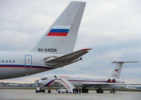 Yine Rusya: Yolcu uçağı pistten çıktı