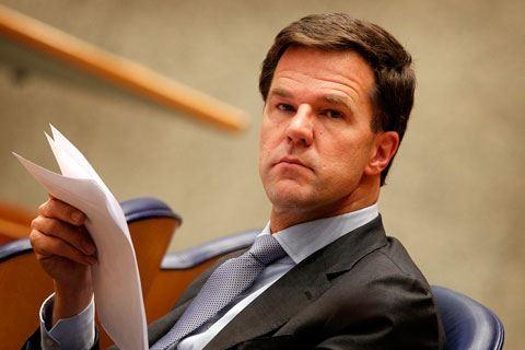 Niderland hökuməti istefa verdi
