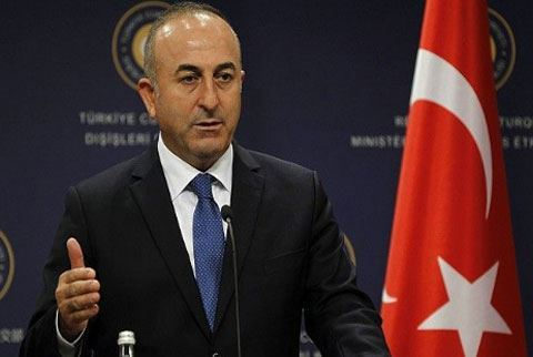 """Çavuşoğlu: """"Sülhməramlılara dedik ki, bu sizin səlahiyyətləriniz altında deyil"""""""