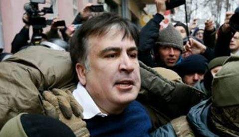 """Gürcüstanın baş naziri: """"Saakaşvili ölkəyə gəldikdən dərhal sonra həbs ediləcək"""""""