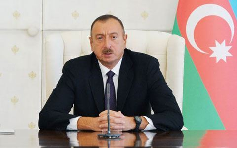 Ilham Aliyev congratulates nation on liberation of Kalbajar - VİDEO