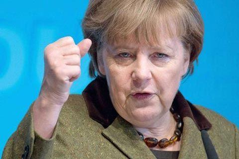 Merkel Navalnı ilə bağlı açıqlama yaydı