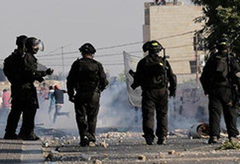 İsrail polisi 11 yaşlı fələstinlini güllələyib