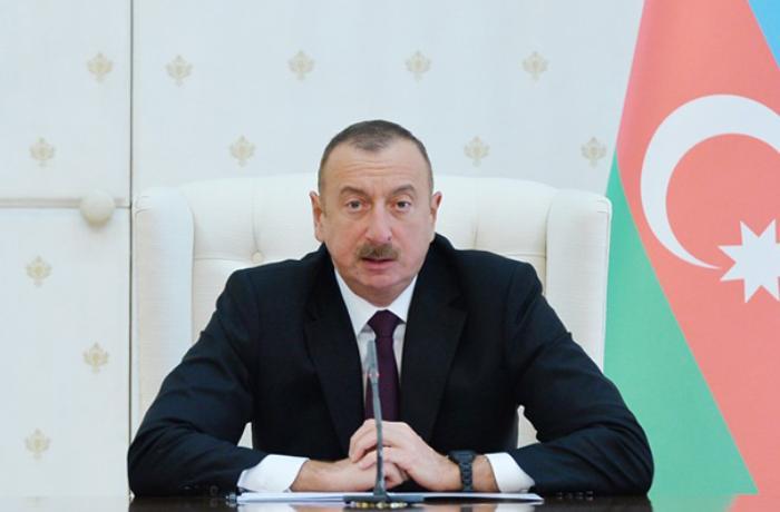 Prezident QHT-lərlə bağlı fərman imzaladı