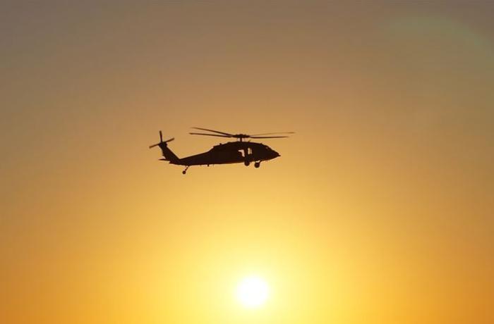 ABŞ-da helikopter qəzası – 4 nəfər öldü