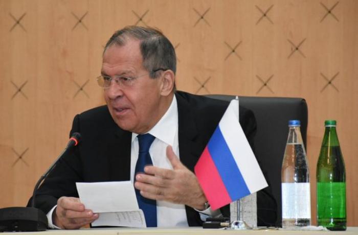 Sergey Lavrov Bakıdadır
