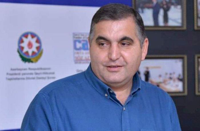Jurnalist Seymur Verdizadəyə ağır itki üz verib
