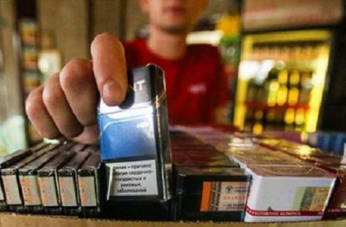 Yetkinlik yaşına çatmayanlara tütün məmulatları satanlar müəyyən edilib