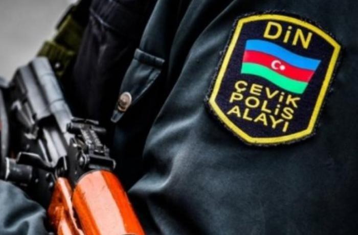 В Баку полиция открыла огонь: есть раненый