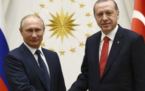 Путин рассказал об отношениях с Эрдоганом